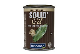 Solid'oil, huile cire dure / Natural 0.25 L