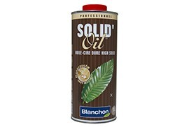 Solid'oil, huile cire dure / Natural 1 L